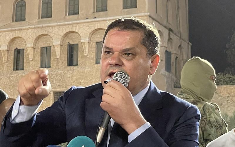 """Libya Başbakanı Dibeybe'den """"güvenoyu"""" tepkisi: """"Bize engel çıkaranlar sadece savaş, yıkım istiyor"""""""
