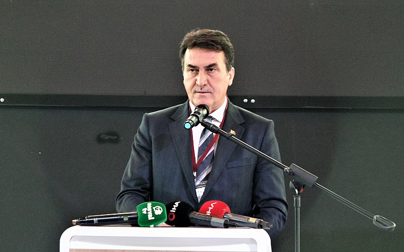 """""""9. Uluslararası Altay Toplulukları Sempozyumu"""" Bursa'da başladı"""