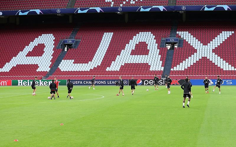 Ajax-Beşiktaş maçına doğru