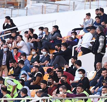 Yeni Malatyaspor hazırlık maçında Gaziantep'e 0-1 mağlup oldu