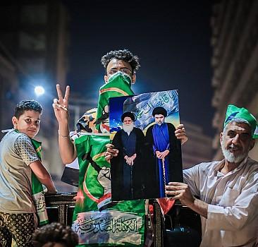 Irak Meclisinde birinci grup olduklarını açıklayan Sadr: