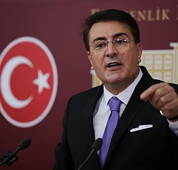 """AK Parti'li Aydemir, """"siyasi cinayetler işleneceği"""" iddiasını değerlendirdi:"""