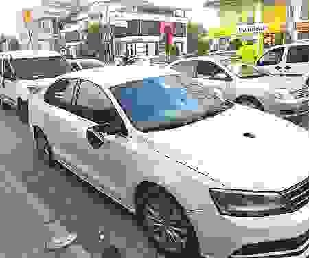 Osmaniye'de park halindeki otomobile tüfekle ateş açan zanlı yakalandı