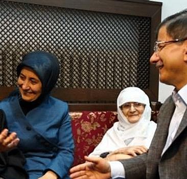 Başbakan, Sare hanıma olan aşkını anlattı