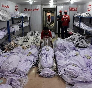 Pakistan'da aşırı sıcaklardan ölenlerin sayısı arttı