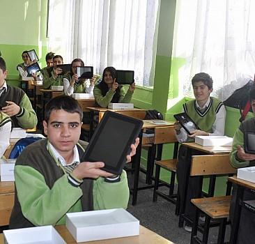 Okullarda tablet kullanımı