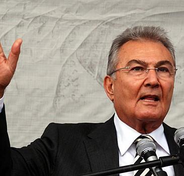 Deniz Baykal'dan flaş 'AK Parti' açıklaması