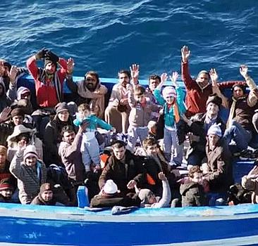Avrupa ülkeleri göçmenlerle ilgili mutabakata vardı
