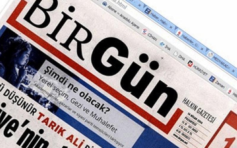 AK Parti'yi hedef alan iğrenç manşet!