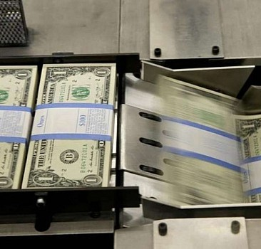 Dolar'dan sert düşüş