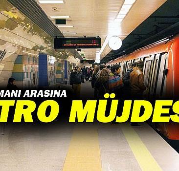 Vezneciler ve 3.Havalimanı arasına metro hattı geliyor