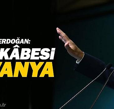 Erdoğan: Bunların kâbesi Pensilvanya