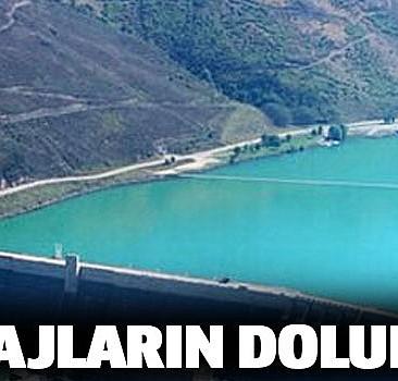 İstanbul'daki barajların doluluk oranları açıklandı