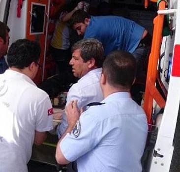 Aydın'da bir polis vuruldu, evin etrafı sarıldı