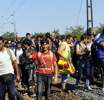 Göçmenler Macar Hükümeti'ni dize getirdi