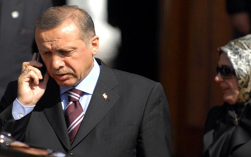 Erdoğan'dan Aylan'ın babasına taziye telefonu