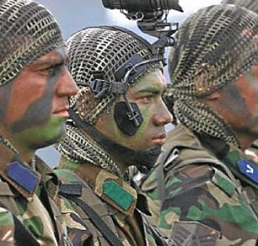 Kayıp tim bordo bereliler 73 PKK'lıyı etkisiz hale getirdi