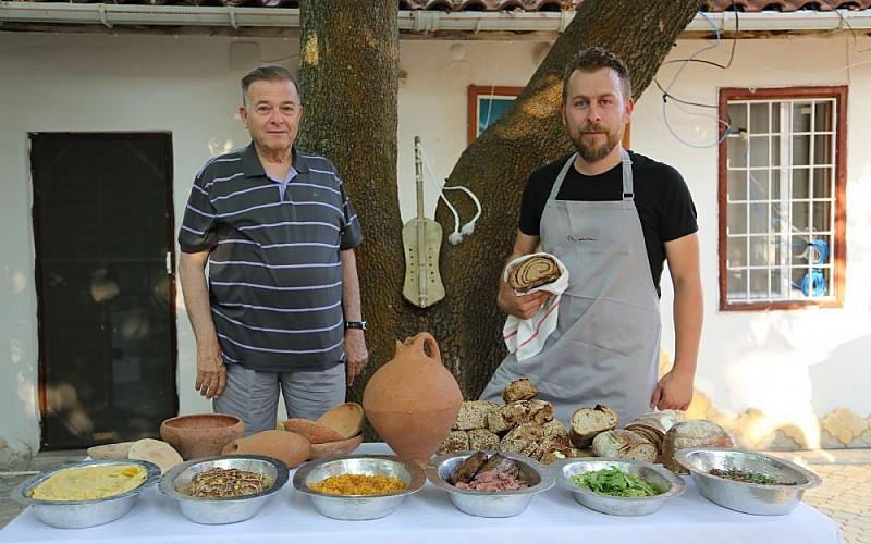 Alacahöyük'te 4 bin yıllık Hitit yemekleri pişirildi