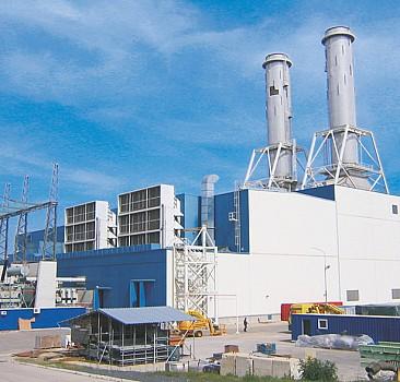 Samsun'daki santrale 'Dünyanın en iyisi' ödülü