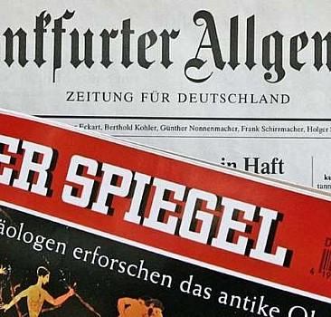 Alman gazetesinden kışkırtıcı yorum