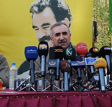 PKK yöneticileri birbirine düştü
