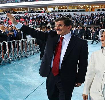 AK Parti 5. Olağan Büyük Kongresi yapılıyor
