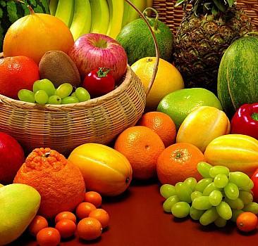 Sebze-meyveleri gazete üzerinde kurutmayın