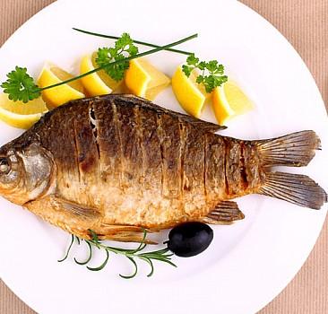Depresyondan korunmak için balık yiyin!