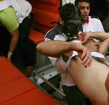 İsrail 450 Filistinli'yi yaraladı