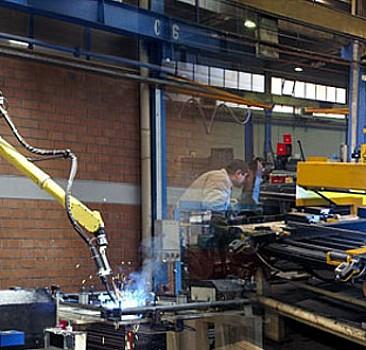 Teknoloji imalatında büyük artış