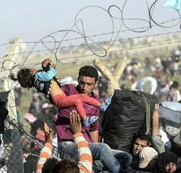 Rusya 80 Bin Suriyeliyi yerinden etti