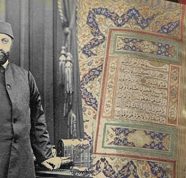Sultan Abdülaziz'in Kur'an'ı İngiltere'de satıldı