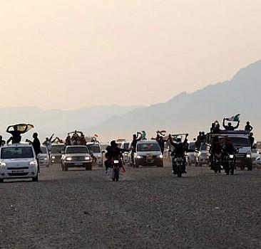 'DAEŞ liderinin konvoyu vuruldu' iddiası