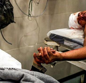 Siyonist İsrail'in Filistin'e zulmü bitmiyor