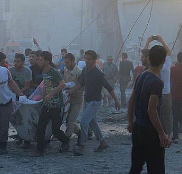 Rusya Suriye'de 104 cana kıydı