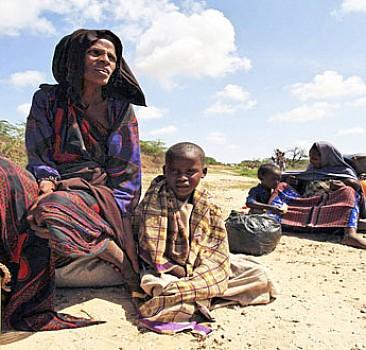 Etiyopya'da kuraklık: 8 milyon kişi yardım bekliyor