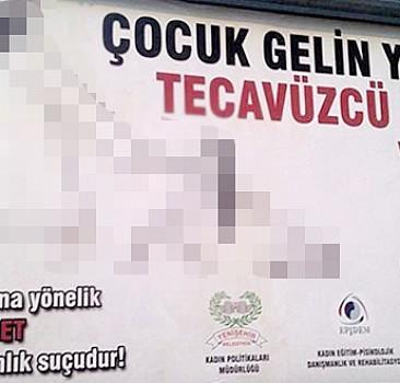 HDP'den Peygamberimize skandal hakaret!