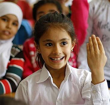 Diyanet'ten Suriyelilere eğitim desteği