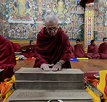 Budist Ertuğrul'a şok