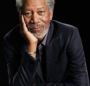 Morgan Freeman Konya'da