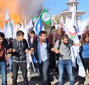Ankara'daki terör saldırısının yeni görüntüleri