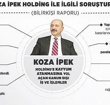 Koza İpek Holding'in 'para aklama' ağı