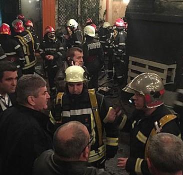 Romanya'da korkunç patlama: 26 ölü