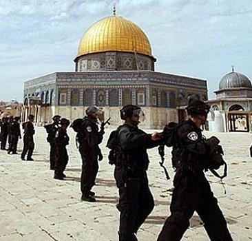 Knesset üyelerinin Mescid-i Aksa'ya girişi yasaklandı