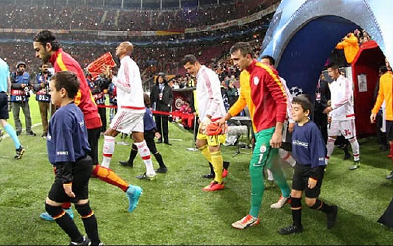 Galatasaray-Benfica maçında neler yaşandı