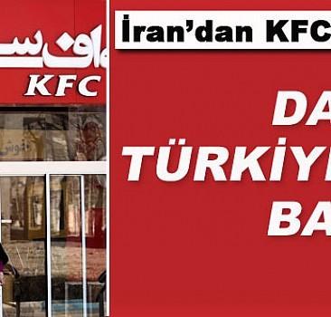 'İranlı Helal KFC'ye Hamaney'den veto