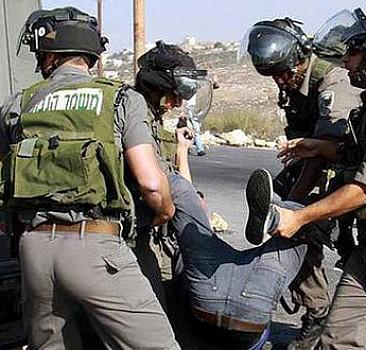 İşgal güçleri 50 Filistinliyi gözaltına aldı