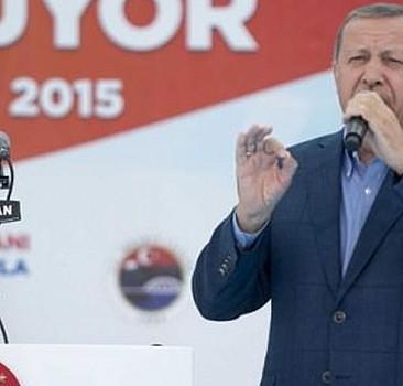 Erdoğan: Sen kimsin terbiyesiz