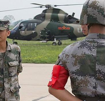 Çin'den Aden Körfezi'ne 10 bin asker