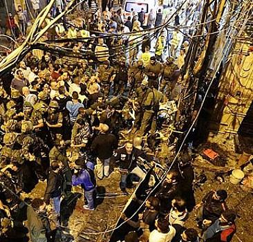 'Hizbullah'ın kalesi'nde 43 ölü